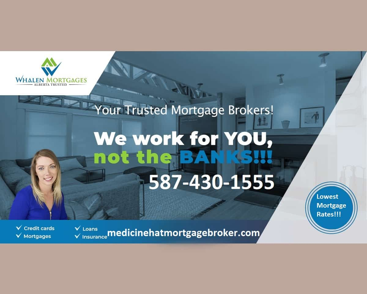 Medicine Hat Mortgage